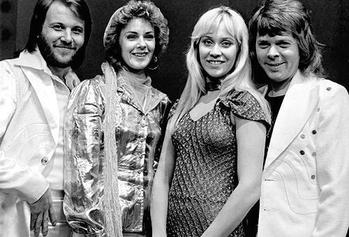 ABBA – jeden z muzycznych symboli Szwecji