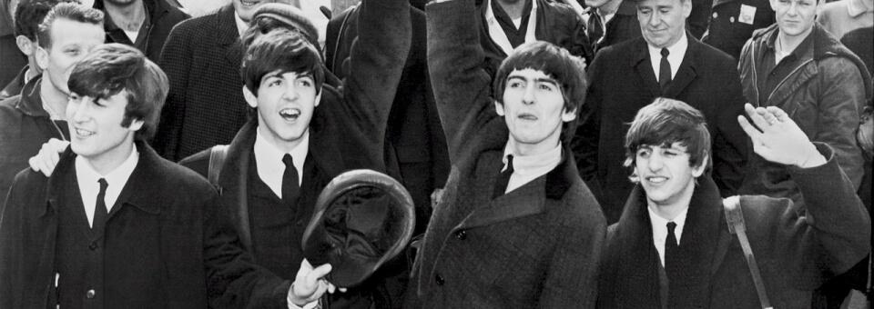 The Beatles zjawisko kultury masowej